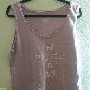 Lane Bryant tank top